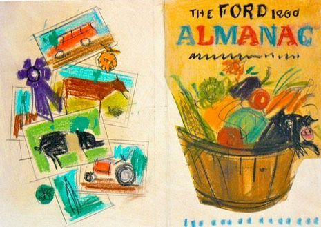 The Ford Almanac 1960