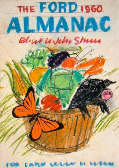 The Ford Almanac 1960 2